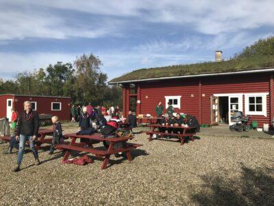 Arrangementer på Spejdercenter Æbleskoven.